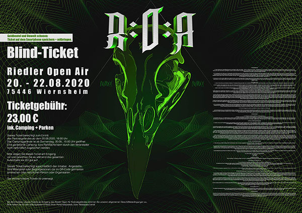 ROA2020 BlindTicket