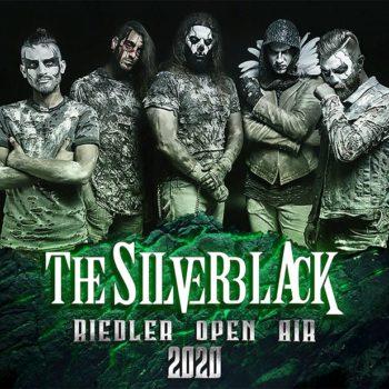 The Silverblack Bandpic R:O:A 2020