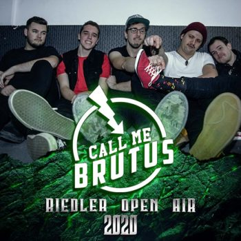 Call Me Brutus Bandpic R:O:A 2020